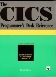 Cics Programmer's Desk Reference