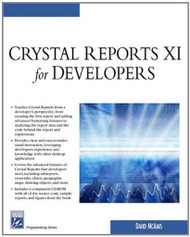 Crystal Reports For Developers