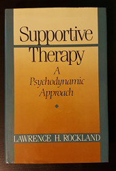 Supportive Therapy