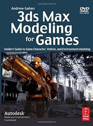 3Ds Max Modeling For Games Volume 1
