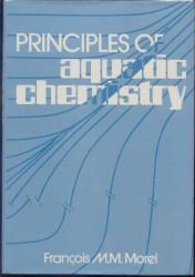 Principles Of Aquatic Chemistry