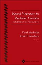 Natural Medications For Psychiatric Disorders