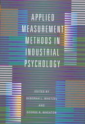 Applied Measurement