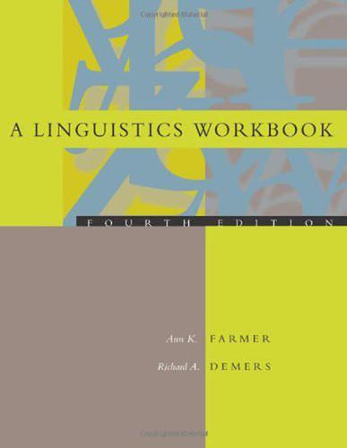 Linguistics Workbook