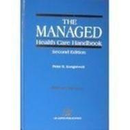 Managed Health Care Handbook
