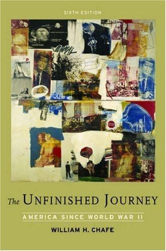 Unfinished Journey