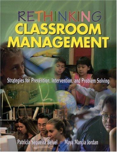 Rethinking Classroom Management