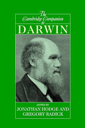 Cambridge Companion To Darwin