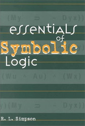 Essentials Of Symbolic Logic