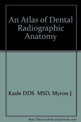 Atlas Of Dental Radiographic Anatomy