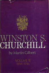 Winston S Churchill Volume 3