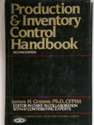 Production And Inventory Control Handbook