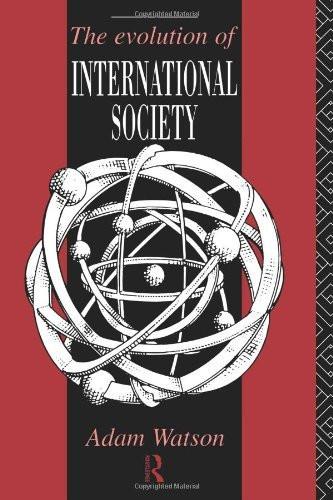 Evolution Of International Society