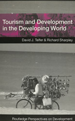 Tourism And Development In The Developing World