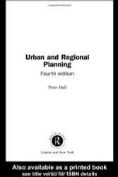Urban And Regional Planning