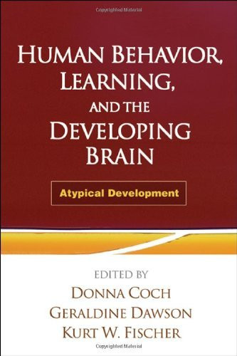 Human Behavior Learning and the Developing Brain