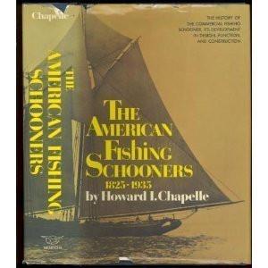 American Fishing Schooners 1825-1935