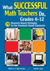 What Successful Math Teachers Do Grades 6-12