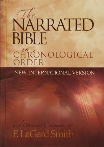 Narrated Bible In Chronological Order