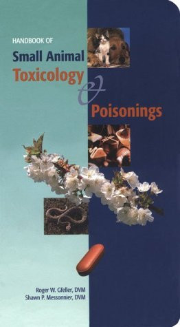 Handbook Of Small Animal Toxicology And Poisonings