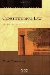 Constitutional Law Principles And Policies