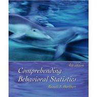 Comprehending Behavioral Statistics
