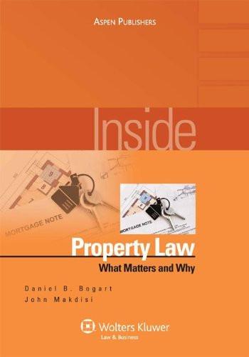 Inside Property Law