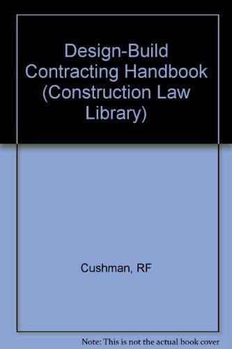 Design-Build Contracting Handbook
