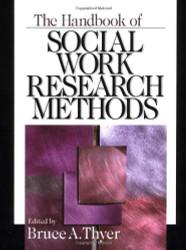 Handbook Of Social Work Research Methods