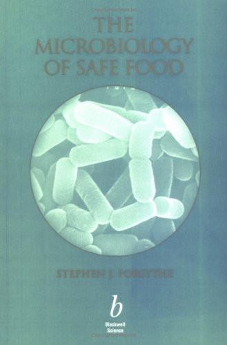 Microbiology Of Safe Food