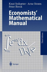 Economists' Mathematical Manual