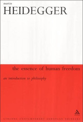 Essence Of Human Freedom