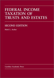 Federal Income Taxation Of Trusts And Estates