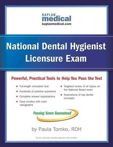 Kaplan National Dental Hygienist Licensure Exam