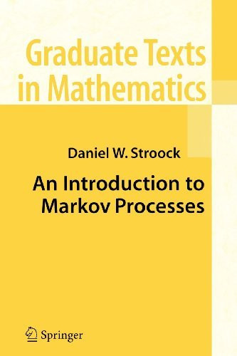 Introduction To Markov Processes