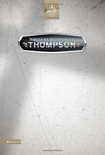 Biblia de referencia Thompson RVR 1960