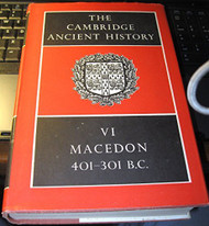 Cambridge Ancient History Volume Vi