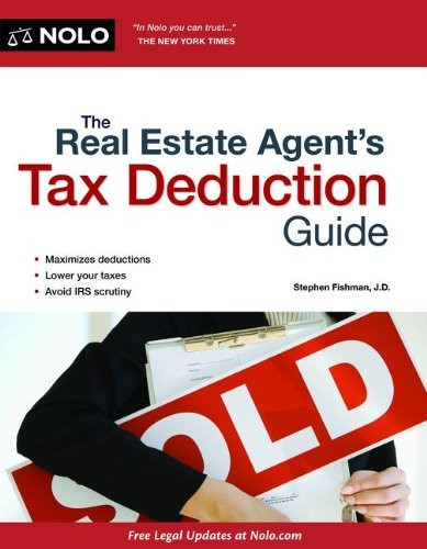Real Estate Agent's Tax Deduction Guide