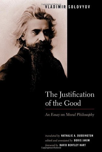 Justification Of The Good