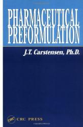 Pharmaceutical Preformulation