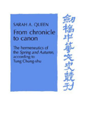 From Chronicle To Canon