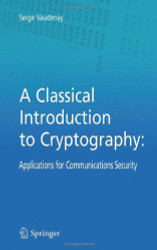Classical Introduction To Cryptography