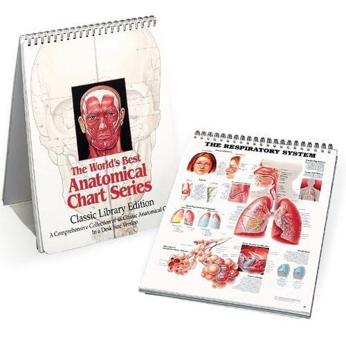 World's Best Anatomical Chart Series