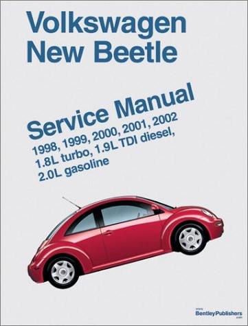 Volkswagen New Beetle Service Manual