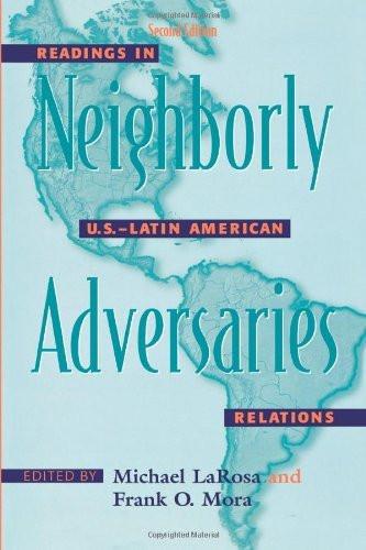Neighborly Adversaries