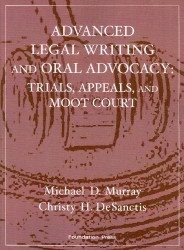 Advanced Legal Writing And Oral Advocacy