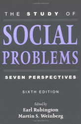 Study Of Social Problems