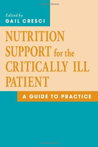 Nutrition Support For The Critically Ill Patient