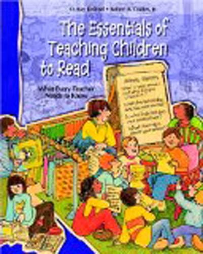 Essentials Of Teaching Children To Read