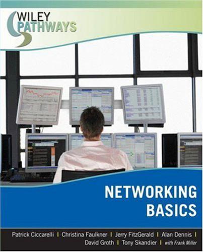 Wiley Pathways Networking Basics